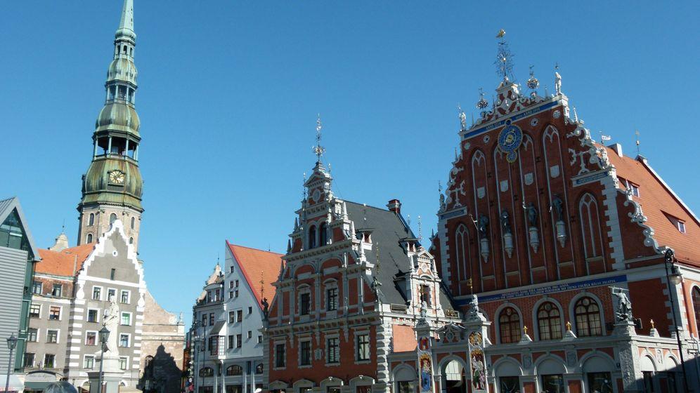 Riga: Mehr Jugendstil gibt es nirgendwo