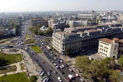 Brennpunkt Bukarest: Eine Immobilie in der rumänischen Hauptstadt macht Aberdeen besondere Sorgen