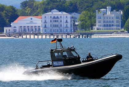 G8-Tagungsort: In Heiligendamm gilt nicht erst seit den Randalen vom Wochenende die höchste Sicherheitsstufe