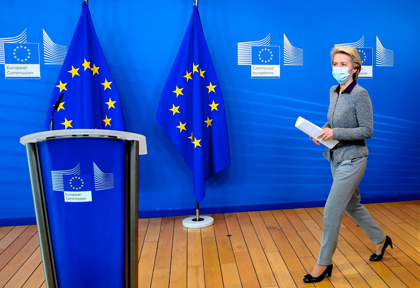 Nach Rücktritt von EU-Handelskommissar Hogan