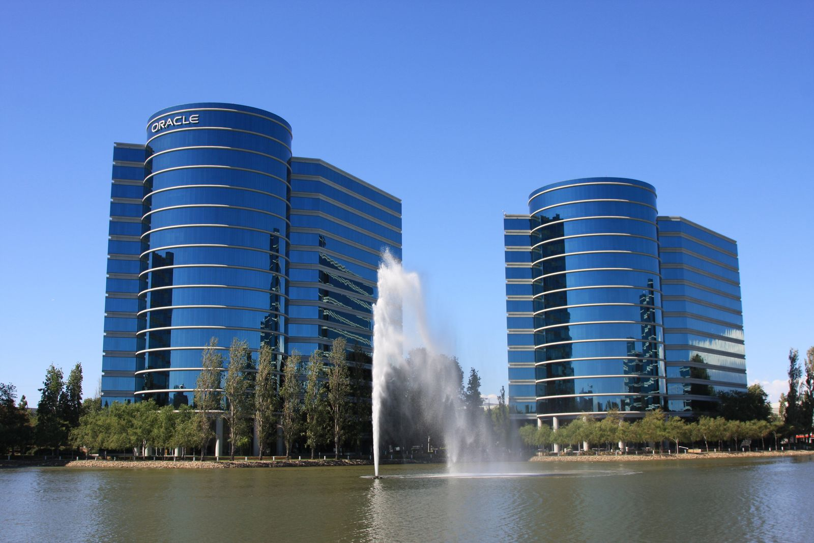 Oracle - Silicon Valley