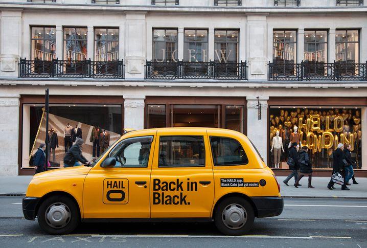 Hailo Cab: Das britische Startup musste auf die harte Tour lernen