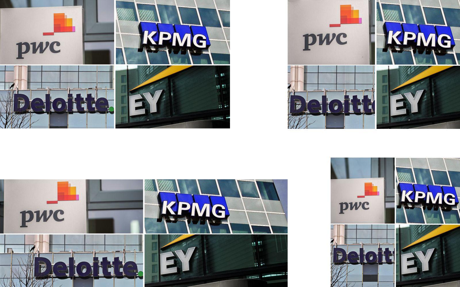 KOMBO Big 4 Berater / pwc, KPMG, Deloitte, EY