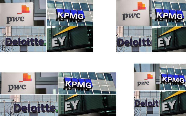 """""""Kotau"""" vor Peking? Die Top-Unternehmensberatungen haben Position in der Hongkong-Krise bezogen"""