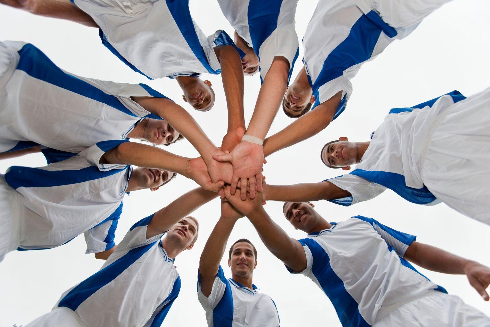 NICHT MEHR VERWENDEN! - Fußballmannschaft / Team / Sportler