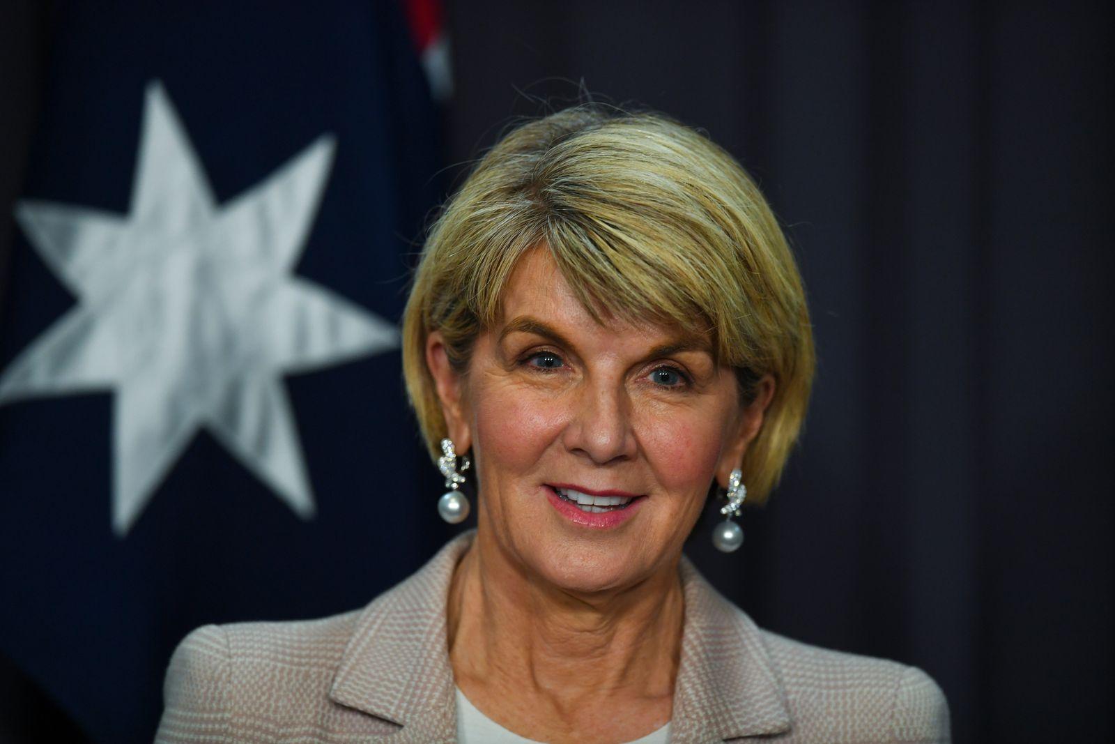 Deputy Prime Minister of New Zealand visits Australia, Canberra - 22 Aug 2018