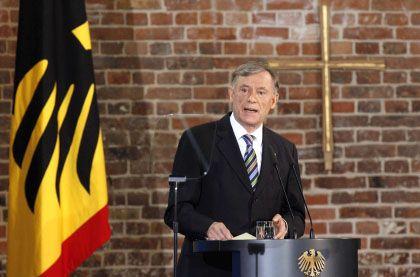 """Bundespräsident Köhler: """"Der offene Handel ist der Motor des weltwirtschaftlichen Wachstums"""""""