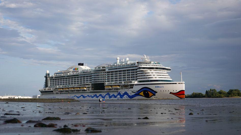Aidaperla: Das Kreuzfahrtschiff hat mit einer 7-Tage-Tour um die Kanarischen Inseln die Saison für Aida Cruises gestartet