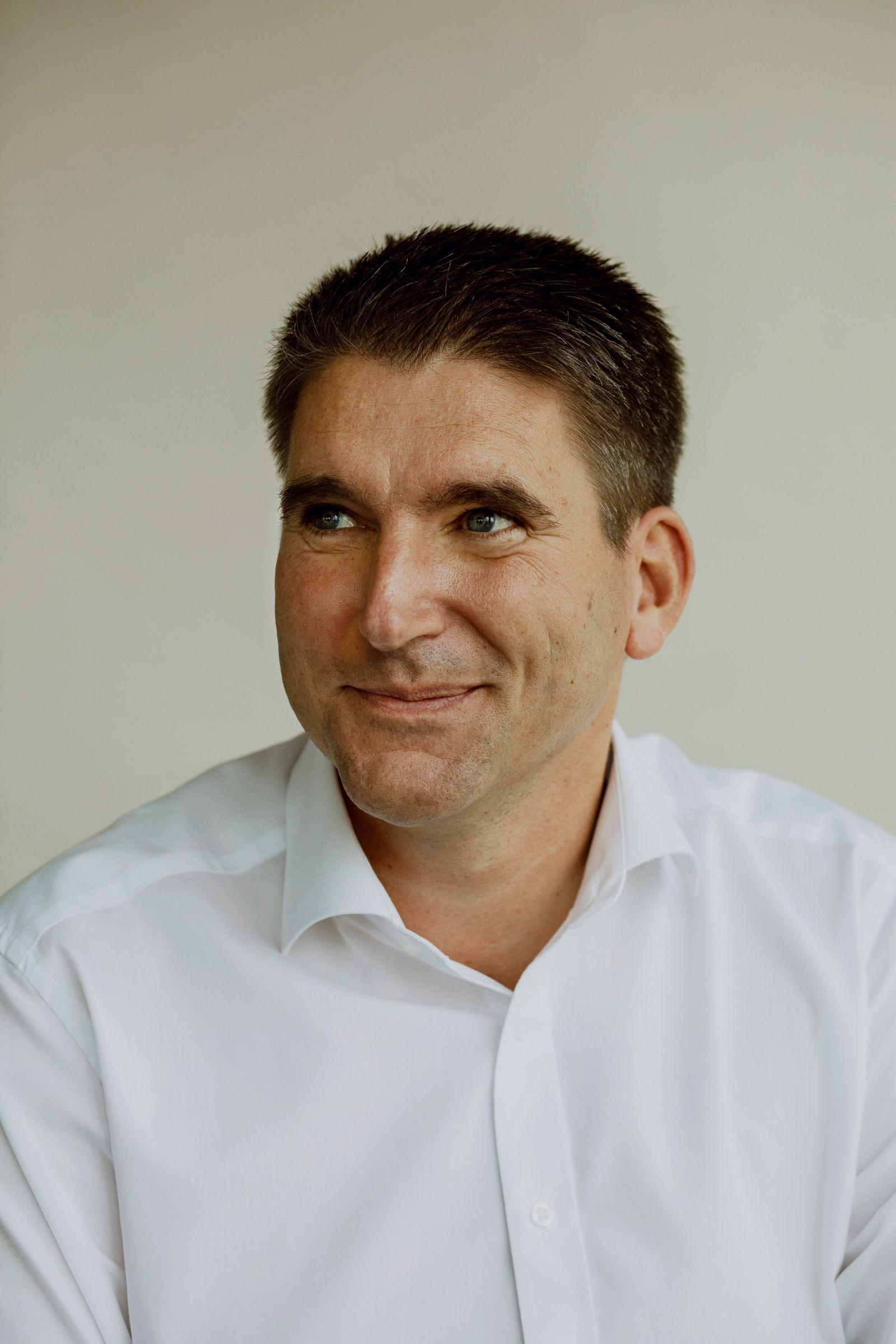 Dr. Marc Becker – CEO Siemens Gamesa – Manager Magazin 11/21