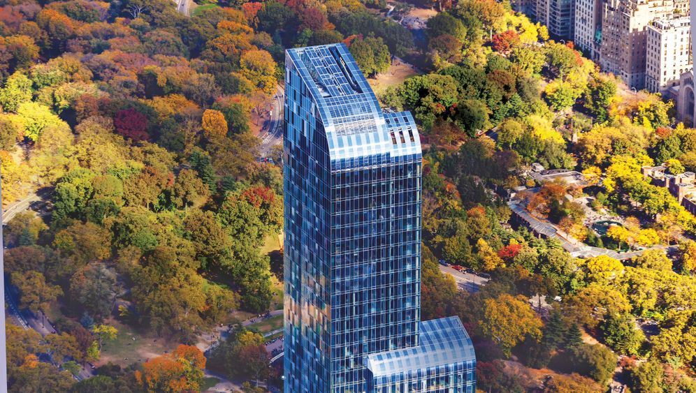 "Luxustempel ""One57"" in New York: Living in America"