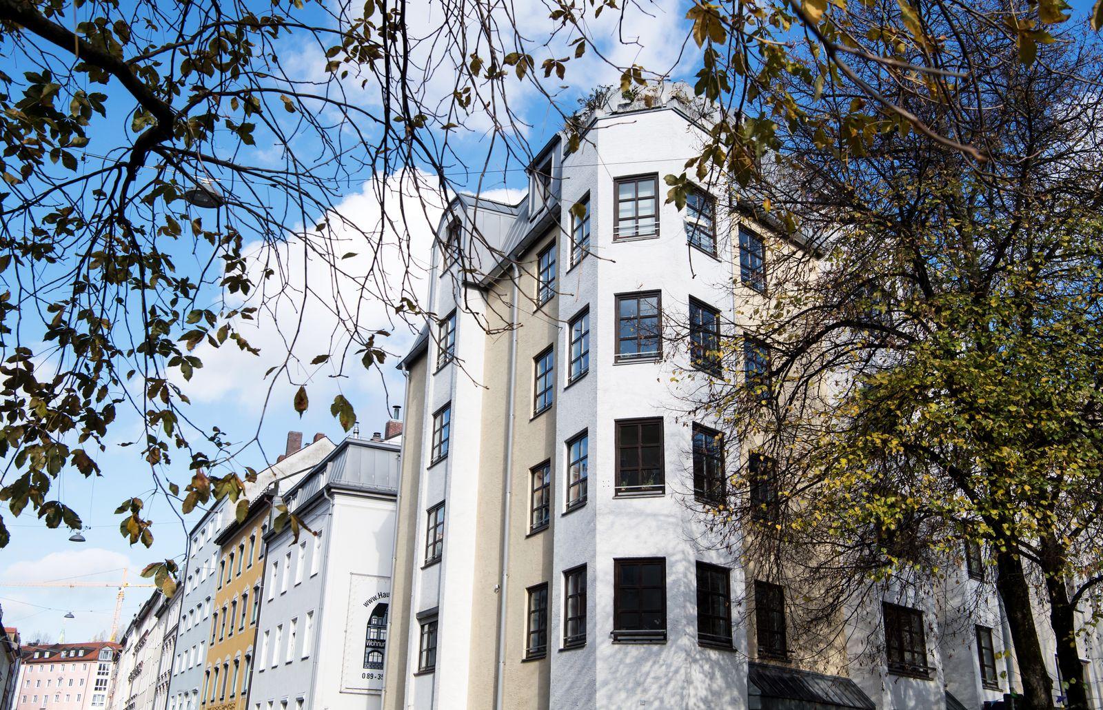 Immobilien / Wohnungen / Wohnhäuser / Wohnen / München