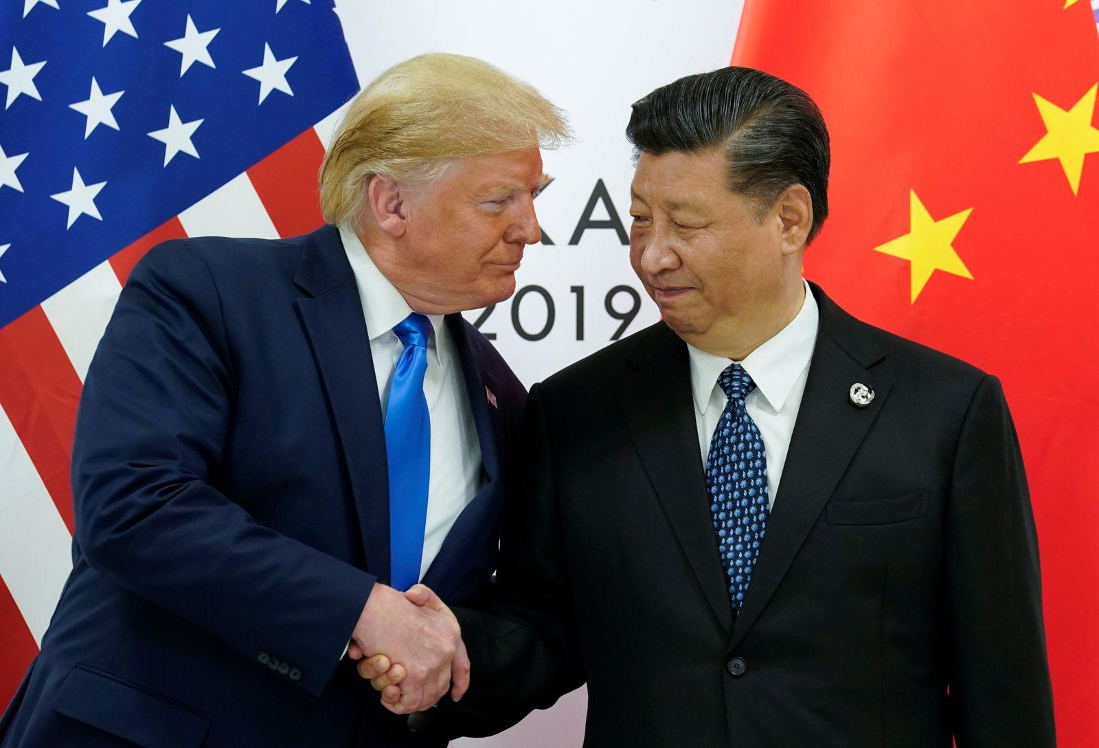 G20-SUMMIT/TRUMP-XI