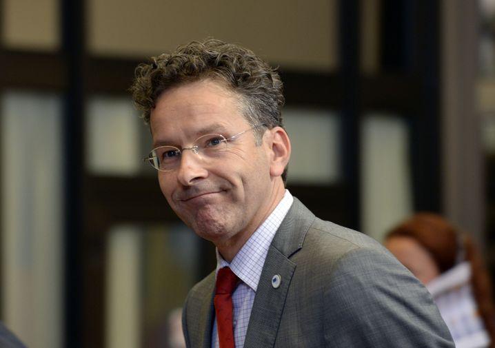 """Eurogruppenchef Jeroen Dijsselbloem: Reformvorschläge sind """"sorgfältig"""" - die Euro-Finanzminister könnten bei ihrem Treffen am Sonnabend in Vorbereitung des Euro-Gipfels eine """"große Entscheidung"""" treffen"""