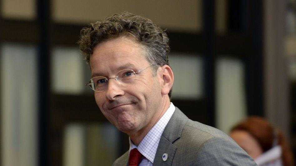Der Finanzminister der Niederlande, Jeroen Dijsselbloem, wird nur einen Teil der 24 Milliarden Euro Steuergelder mit dem Börsengang der ABN Amro wieder einspielen