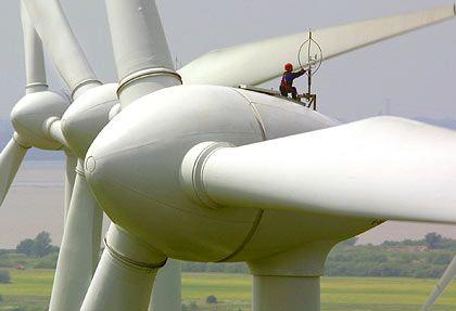 Investitionen gefährdet: Windkraftindustrie leidet unter Zurückhaltung der Banken