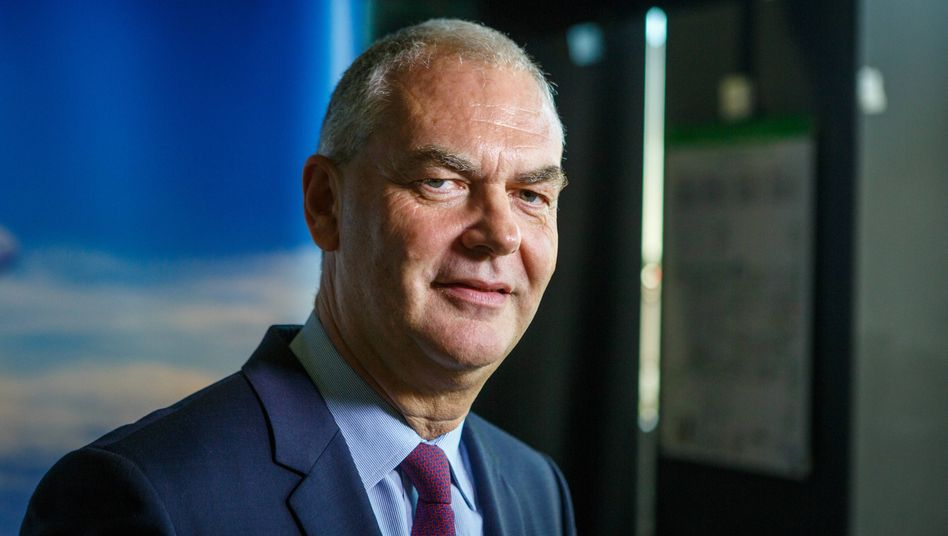 Wegweiser: Thierry Antinori ist Strategievorstand bei Qatar Airways