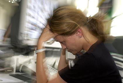 """Irgendwann ist die Luft raus: """"Wie Stress wirkt, hängt auch vom Einzelnen ab"""""""