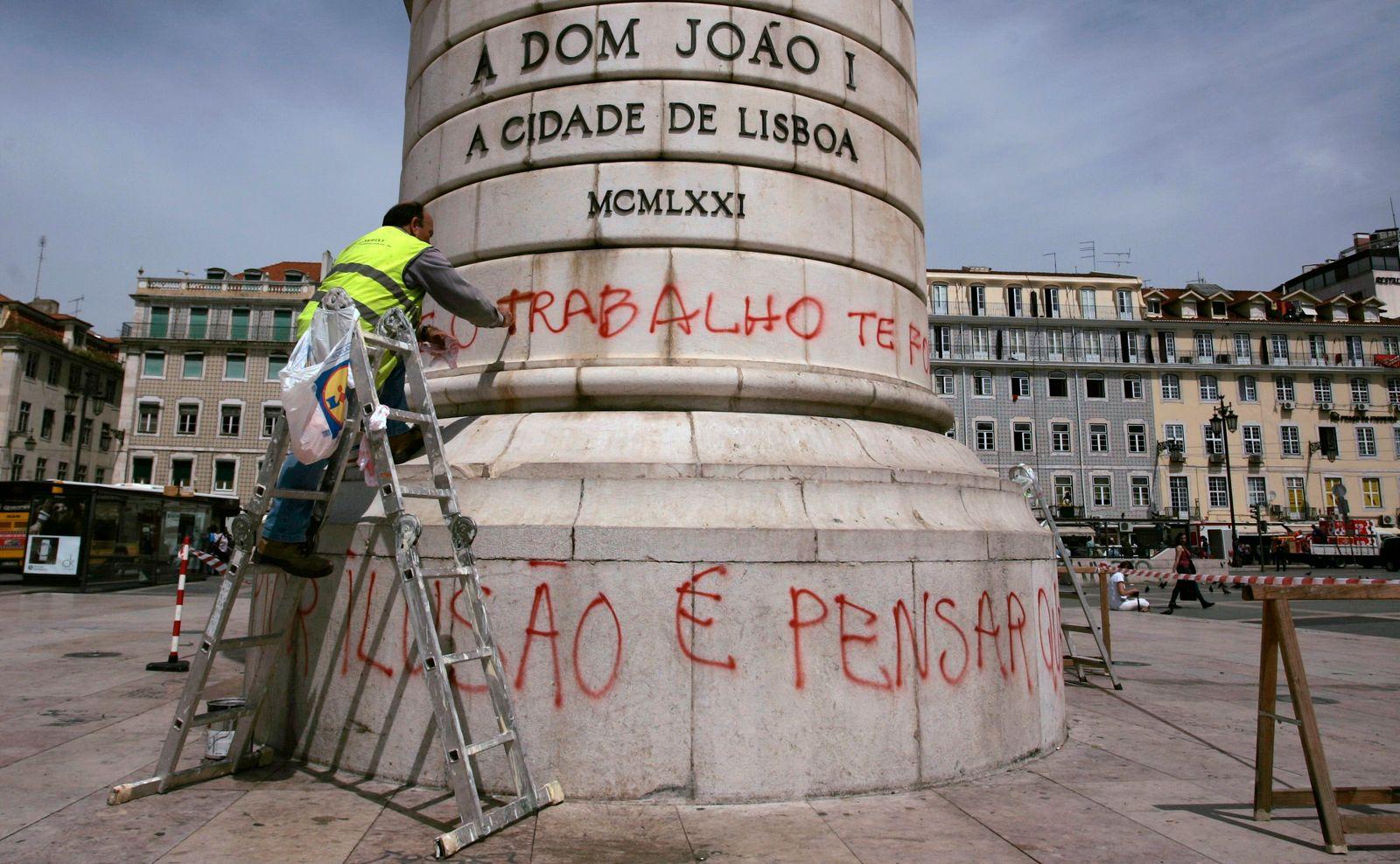JOB GRAFITTI PORTUGAL