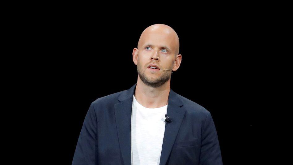 """""""In erster Linie Fan"""": Spotify-Chef Daniel Ek wirft ein Auge auf Arsenal"""