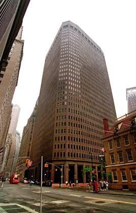 Goldman Sachs: Die US-Investmentbank hat im weltweiten Geschäft mit Übernahmen und Fusionen in diesem Jahr die Nase vorn.