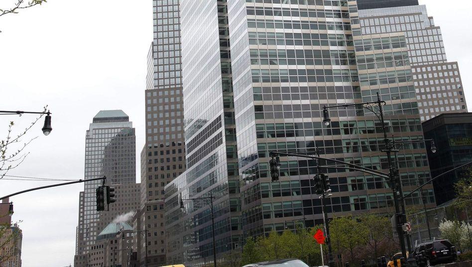 Goldman-Sachs-Zentrale: Dort ärgert man sich offenbar erheblich über das Buch eines Ex-Kollegen