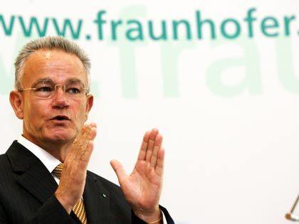 Manager des Jahres 2009: Fraunhofer-Chef Bullinger