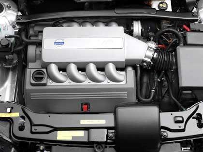 Motor des XC 90 V8: Mit Yamaha entwickelt