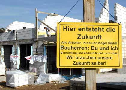 Es ginge mehr: Die Deutschen könnten an ihrer Einstellung zum Erwerb von Immobilieneigentum noch arbeiten