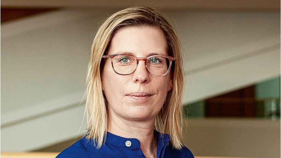 Antonia Götsch, Chefredakteurin