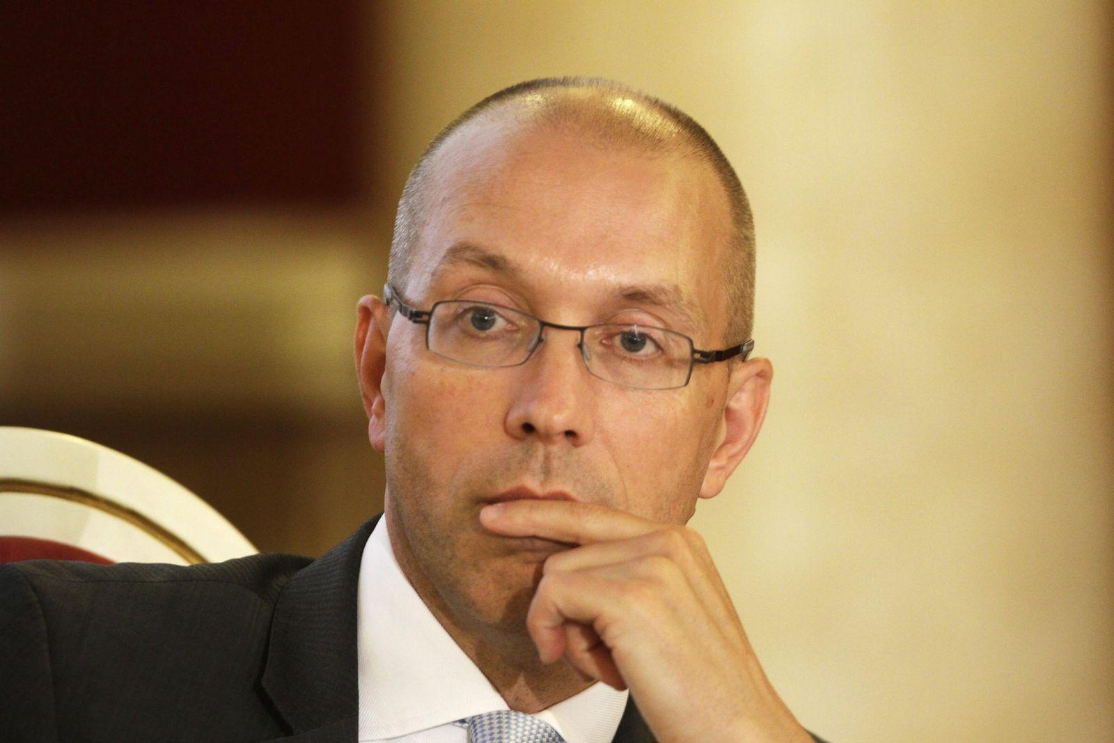 EZB Direktor Jörg Asmussen