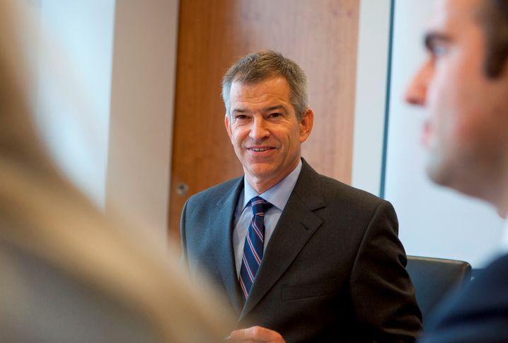 Geldsegen: Michael Frege hat für seine Kanzlei CMS ein dreistelliges Millionen-Honorar herausgeholt