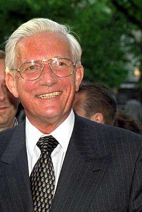 Der große alte Mann der deutschen Wirtschaft: Seit 1970 spielt Klaus Liesen in der ersten Manager-Liga