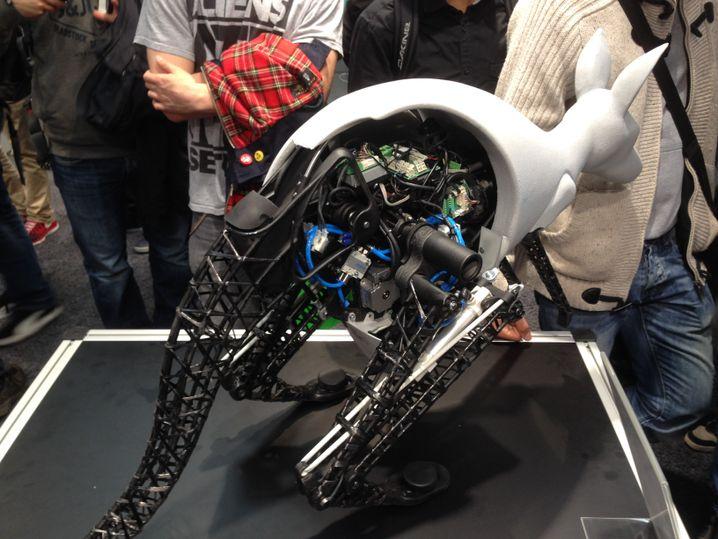 Festo: Das bionische Känguru braucht nur noch Platz zum Hüpfen