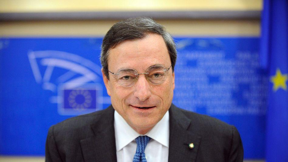 Ein Italiener in Frankfurt: Mario Draghi startet heute als Präsident der EZB