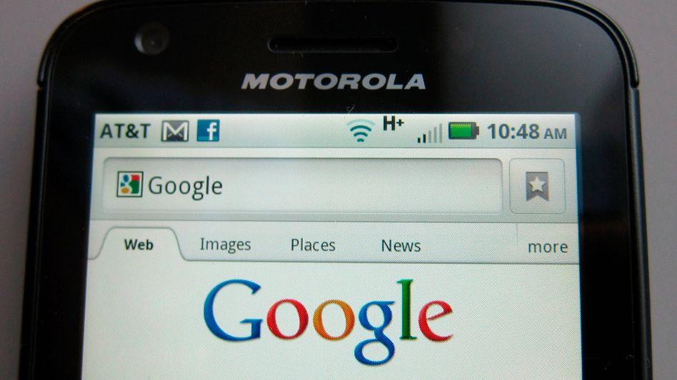 Motorola und Google: Seit 2008 kooperieren beide beim Betriebssystem Android.