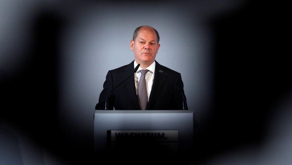 Wirtschaftsverbände fordern von Finanzminister Olaf Scholz steuerliche Entlastung.