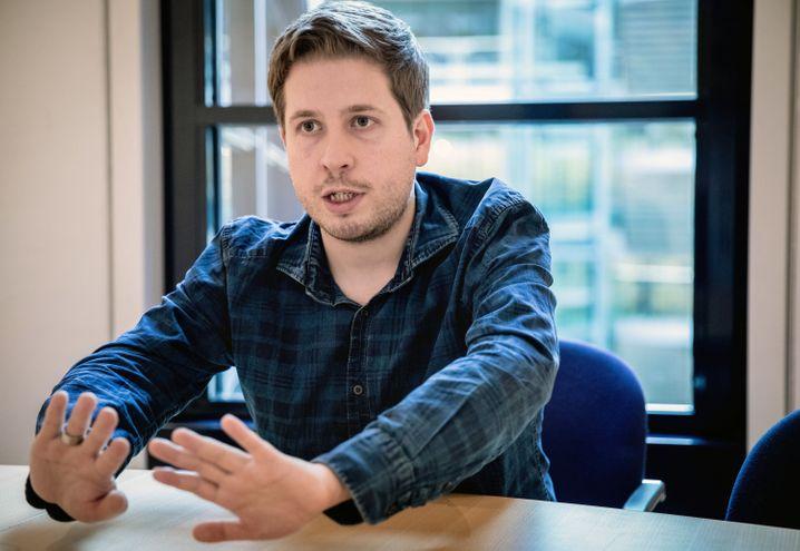 Juso-Chef Kevin Kühnert: Großkonzerne kollektivieren, Wohnraum-Eigentum begrenzen
