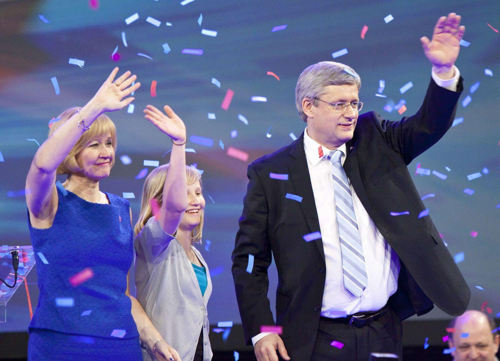 Kanada Stephen Harper