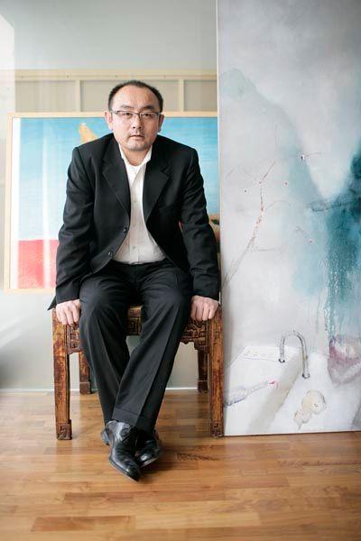 """Multimillionär: Cai Jiang will in der mongolischen Steppe ein """"chinesisches Ruhrgebiet"""" errichten lassen"""