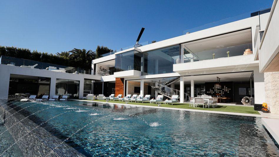 """Anwesen """"Billionaire"""" in Los Angeles: Für 94 Millionen US-Dollar verkauft"""