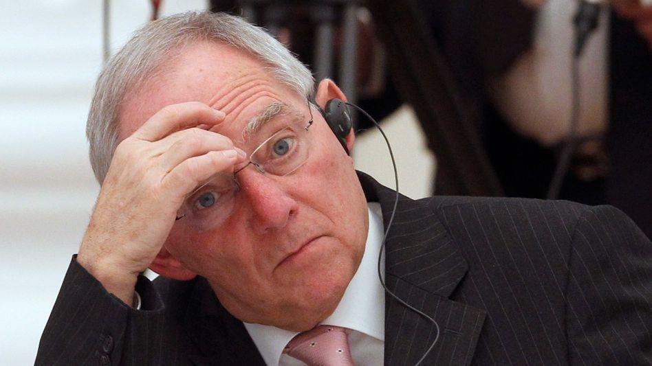 """Wolfgang Schäuble: """"Globalisierung nicht als Mittel für unfaires Steuersparen missbrauchen"""""""