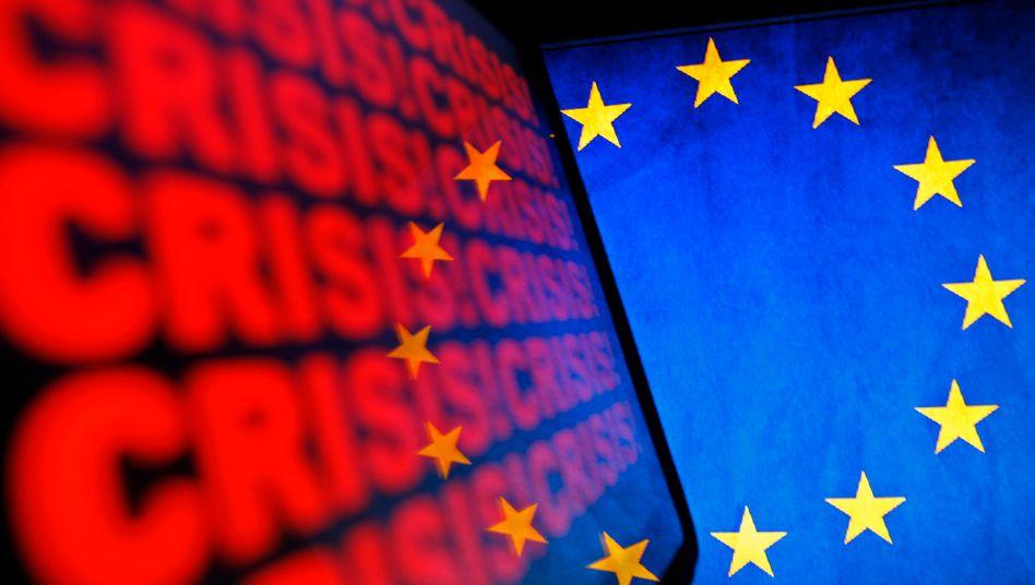 Euro-Krise: Nicht nur Italien, Brexit und Handelskrieg sorgen für Unruhe