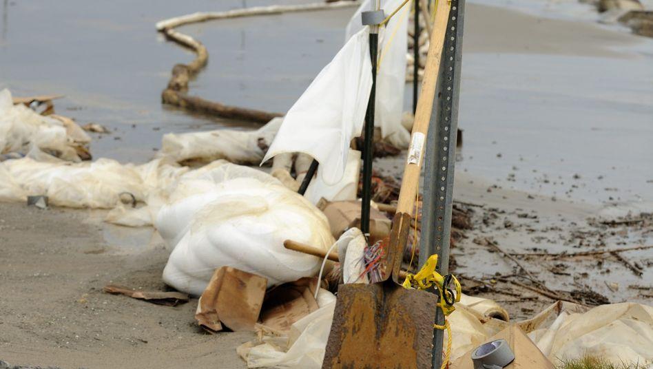 Warnung: BP bekommt die Ölpest im Golf von Mexiko nach wie vor nicht in den Griff