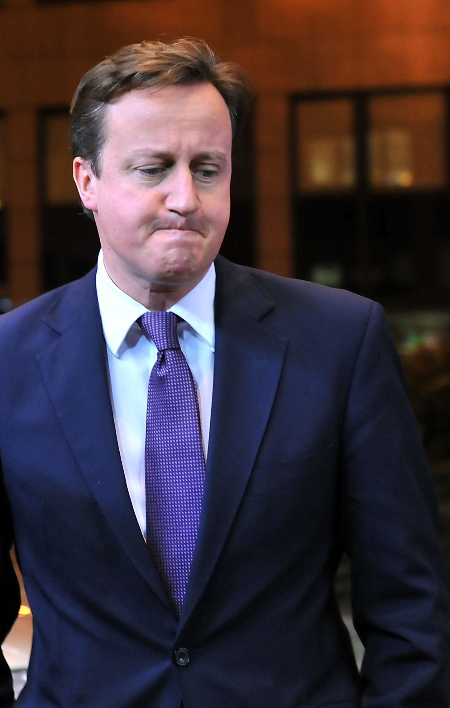 David Cameron / EU-Gipfel