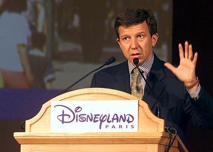 Gilles Pélisson: Einst bei Euro Disney, wird er nun Vorstandschef bei Europas größter Hotelkette Accor