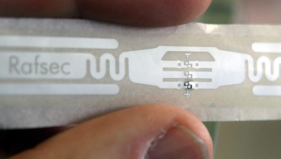 Reisepässe, Geldkarten und Autos: Die RFID-Technologie ist aus dem Alltag nicht mehr wegzudenken