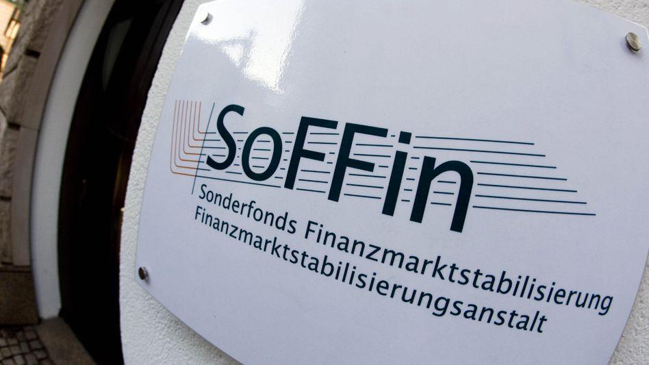 Soffin: Mit der FMSA hat Herbert Walter bereits nach der Fusion zwischen Dresdner Bank und Commerzbank Erfahrungen gesammelt