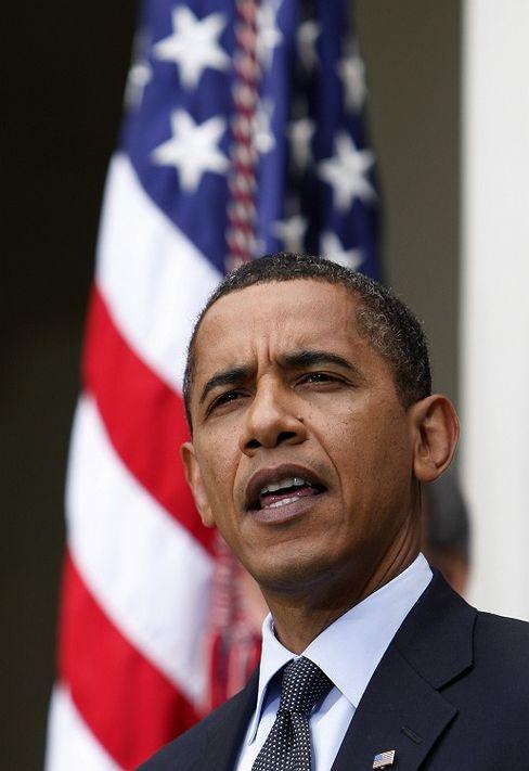 Kampf gegen die Rezession: US-Präsident Barack Obama