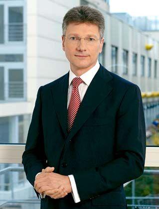 Holt sich Verstärkung von Schaeffler: Conti-Chef Degenhart
