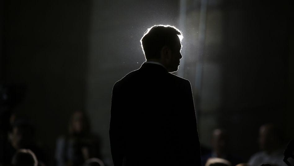 Elon Musk, Chef des E-Autobauers Tesla